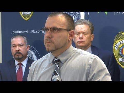 Huntsville Police Announce Big Drug Bust In North Alabama