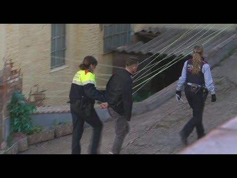 Un detingut durant un escorcoll al carrer Josep Trueta en el marc d'una operació antidroga