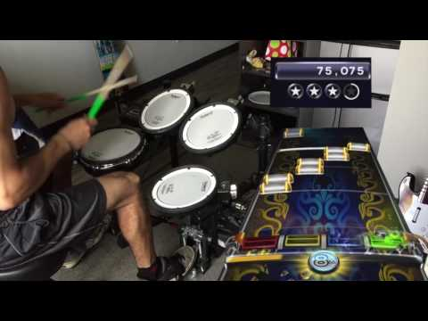 Revenga by System Of A Down Rockband 3 Expert Drums Playthrough FC 100% 5G*
