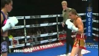 Zulina MUÑOZ vs Marisa PORTILLO - WBC - Full Fight - Pelea Completa