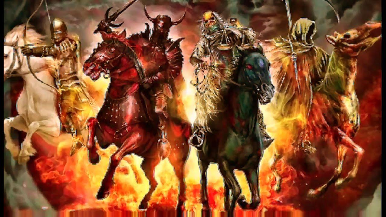 ОСОЗНАНИЕ НЫНЕШНИХ ДНЕЙ: Четыре Всадника Апокалипсиса.