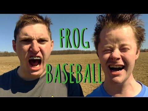 Frog Baseball (Beavis & Butt-Head Live Action Fan-Film)