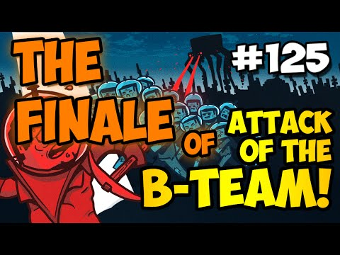 Minecraft: THE FINALE: SECRETS REVEALED - Attack of the B-Team Ep. 125 (60fps)