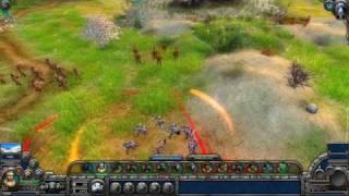 Elven Legacy: Siege Release trailer