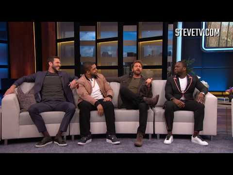 Curtis '50 Cent' Jackson: 'Den of Thieves' Is My Movie