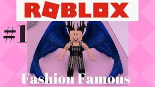 Roblox #1 Fashion Famous Gameplay Walkthrough