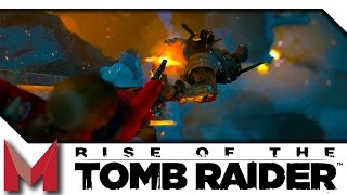 Rise of the Tomb Raider Gameplay - Reaching the Final Precipice! - Part 38 - Walkthrough