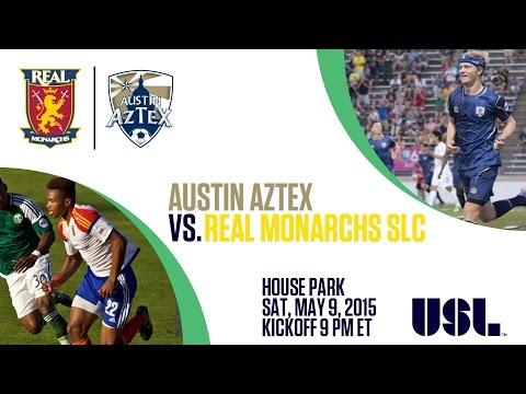 USL: Austin Aztex vs. Real Monarchs SLC