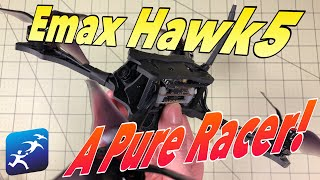 EMax Hawk 5 Review.  It's a racing BEAST!