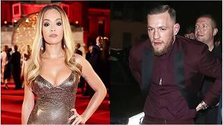 Rita Ora Outrages Fans After Posting 'Date Night' Pic With Conor McGregor