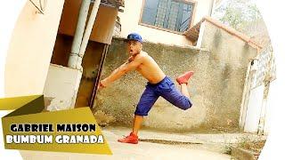 Bumbum Granada - Coreografia - | Gabriel Maison solo
