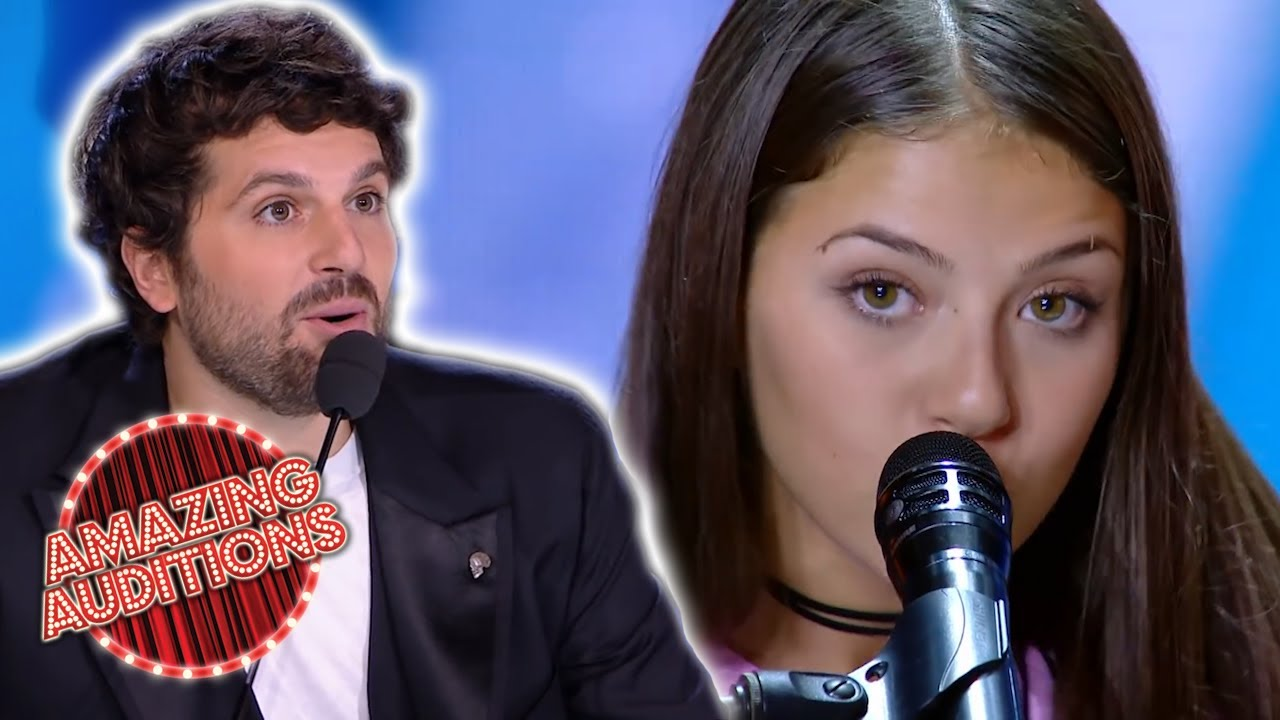 INSANE JAW DROPPING Rap Audition on Italia's Got Talent | Amazing Auditions