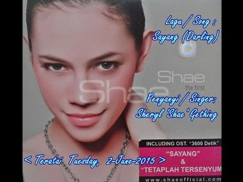 Sayang - Darling - with Eng subs - by Shae - OST from Indonesian film 3600 Detik
