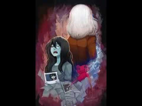 Marceline and Ice King - I remember you / nuts