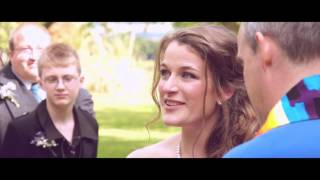 Carolyn & Jamie Wedding Highlights - Errol Park