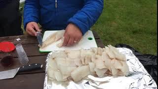 Icelandic food - cod