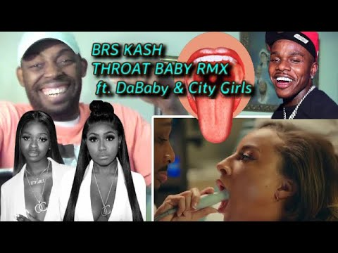 brs-kash---throat-baby-remix-feat.-@dababy-and-@city-girls-[official-music-video]-reaction!!!