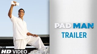 PADMAN Official Trailer | Akshay Kumar | Sonam Kapoor | Radhika Apte | 9th Feb 2018 thumbnail