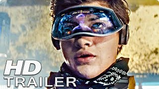 READY PLAYER ONE Trailer 2 Deutsch German (2018)