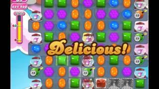 Candy Crush Saga Level 990 (No booster, 3 Stars)