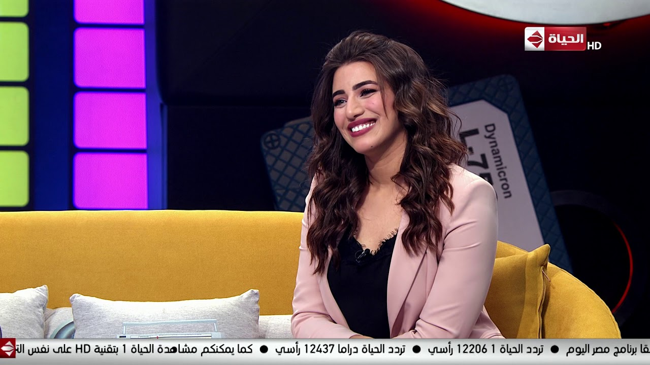 شريط كوكتيل - هايدي موسى: أنا بعشق أغنية ليه يا قلبي ليه لـ فايزة