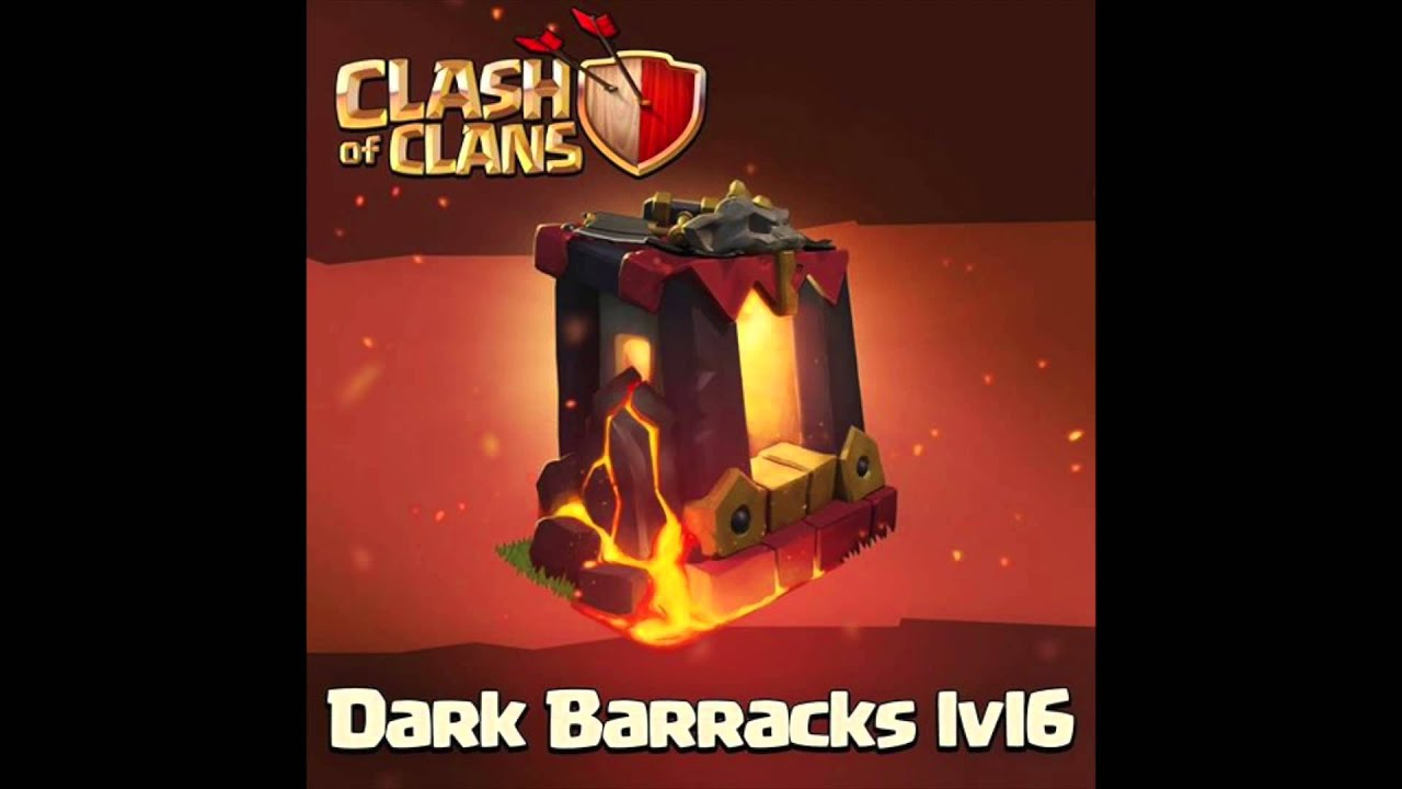 Clash of Clans - Dark Barracks Level 6! (Sneak Peek #3 ...