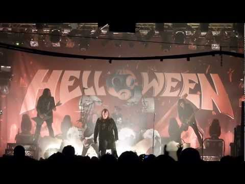 Helloween - Burning Sun LIVE @ Hellish Tour II, Estragon, Bologna, 6 March 2013