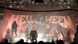 Helloween - Burning Sun LIVE @ Hellish Tour II, Estragon, Bologna, 6 March 2013