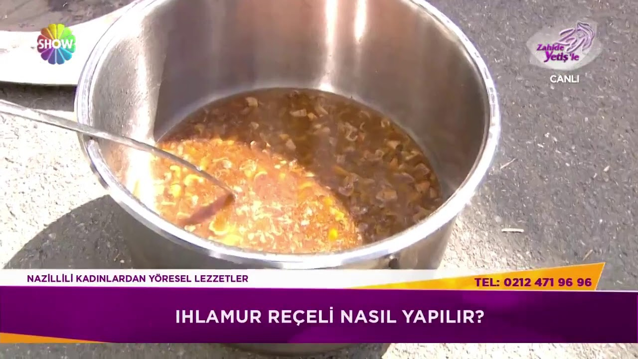 Lavanta Şerbeti Tarifi