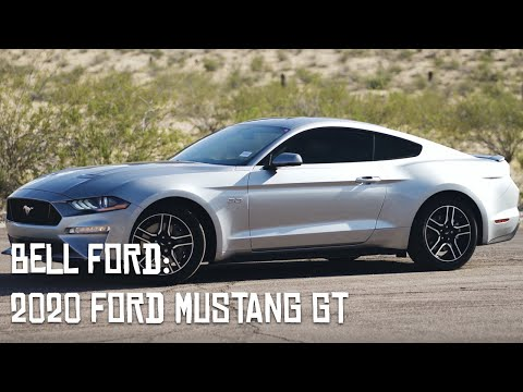 2020 Ford Mustang GT || Cinematic