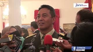 Ini Tekad Andika Perkasa Jabat Kepala Staf TNI AD - JPNN.COM