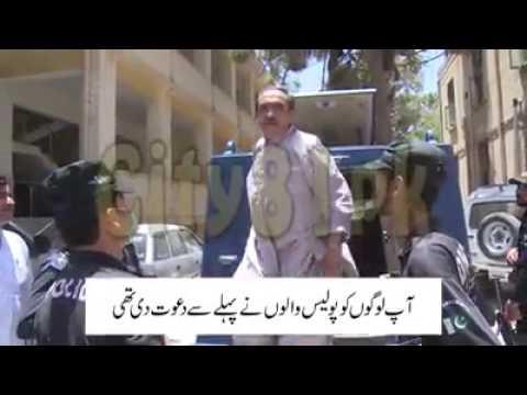 MPA Majeed Achakzai Shameless talk after killing traffic cop