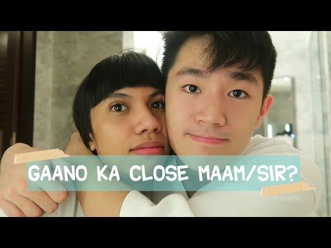 ONE NIGHT STAND CHALLENGE WITH BENEDICT CUA (NAGLIGUAN KAME AYE!!!)