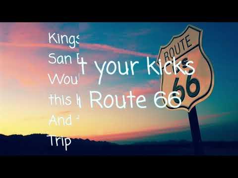 Route 66 Chuck Berry - Lyrics