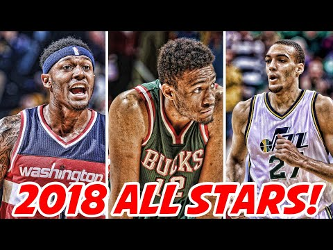 NBA PLAYERS WHO WILL MAKE THEIR FIRST ALL STAR TEAM IN 2018
