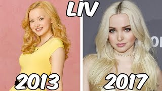 Liv and Maddie Before and After 2017.