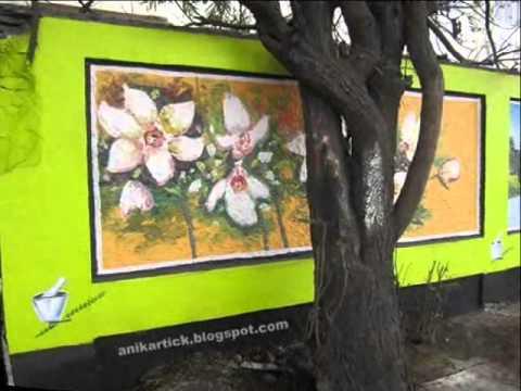 Chennai Wall Paintings Album-01 Tamilnadu Talented Artists,Chennai,India
