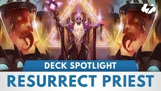 Resurrect Priest, A Rising Deck Spotlight! | Hearthstone | [The Boomsday Project]