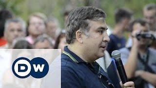 Как Саакашвили в Одессе борется с олигархами