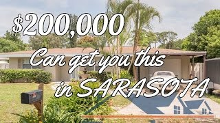 $200,000 Sarasota Florida home for sale in Gulfgate area | Sarasota Real Estate