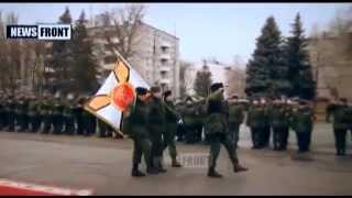 Донбасс  Партизанская война в тылу ДНР  Партизанский отряд Тени
