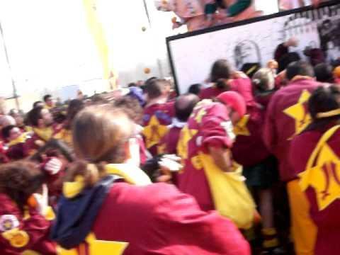 Mercenari Carnevale di Ivrea 2009