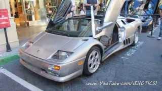 Lamborghini Diablo VT Roadster Millennium Edition