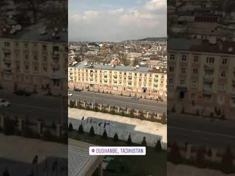 Душанбе глазами русского. Влог режиссёра. Таджикистан