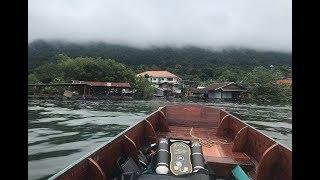 CCR Cave Diving In Kanchanaburi thailand