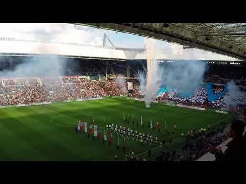 Sfeer PSV - Feyenoord 1-0 2017