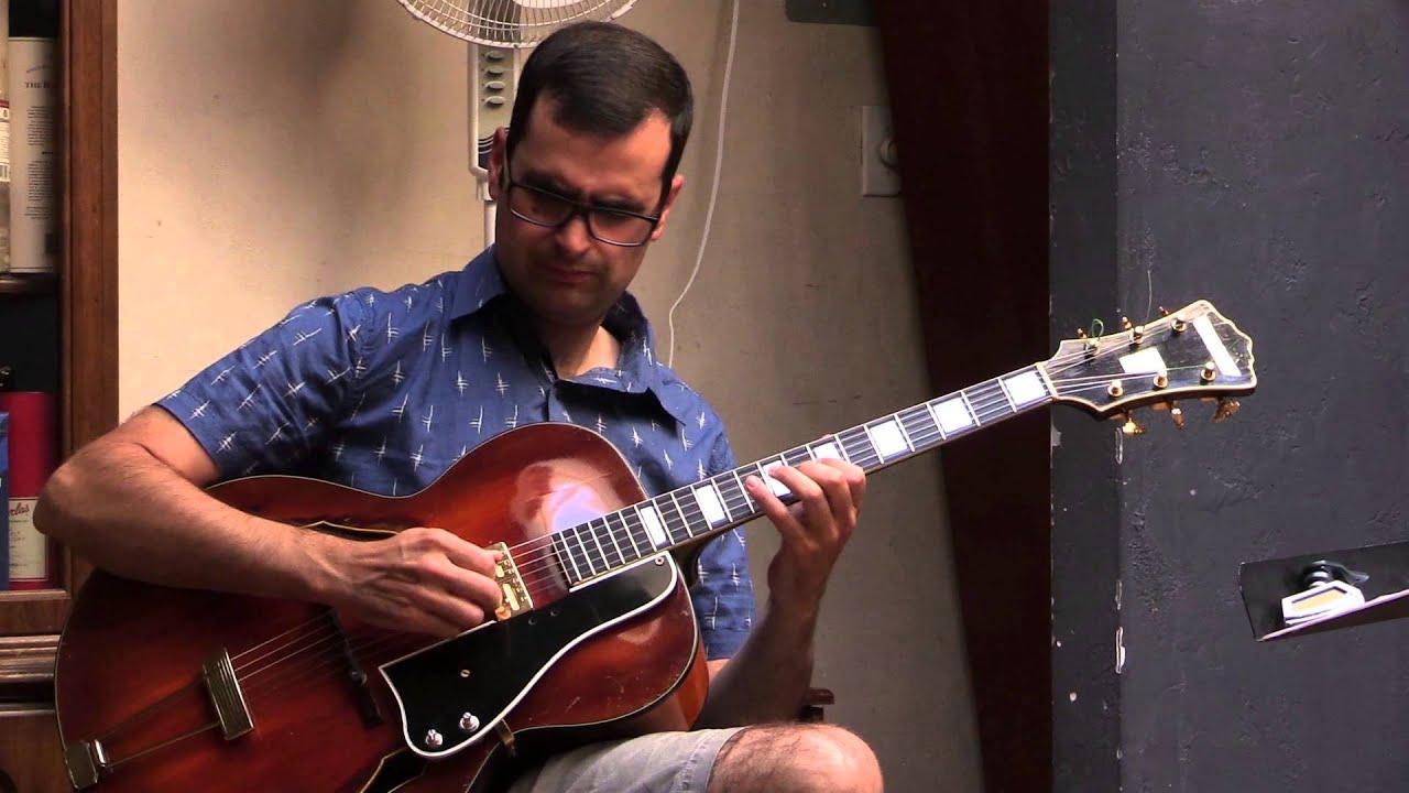 Trevor Giancola trio