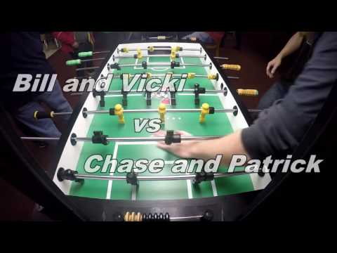 Chase and Patrick vs Bill and Vicki 2/24/17