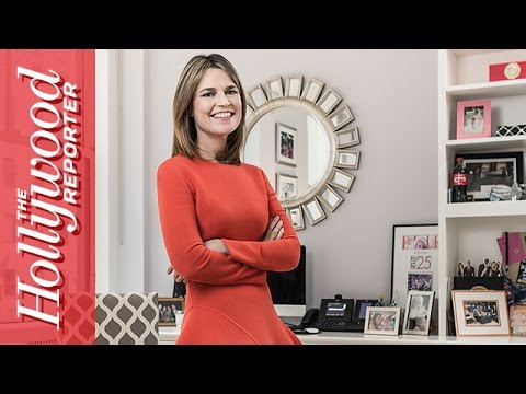 Savannah Guthrie: The New York Issue