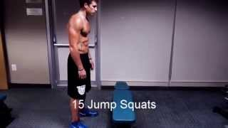 5 Intense Workout Routines!   Bar Brothers